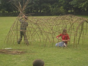 school grounds design, art and sculpture