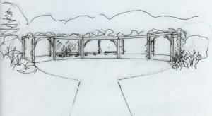 Hospice Landscape design and architecture