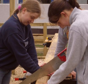 involving young people in design and build