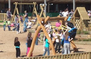 natural play and playgrounds design