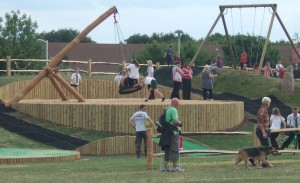 natural playgrounds design and playgrounds installed