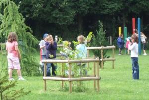 natural playgrounds design