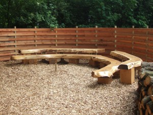 natural playground design and build