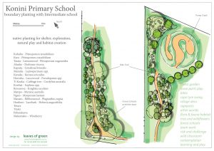 nature friendly school landscape design