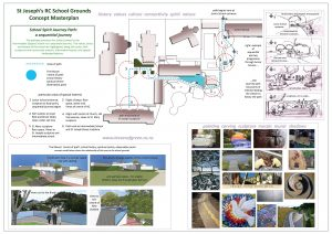school grounds and playground design masterplanning