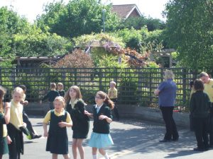 outdoor learning environments and school grounds
