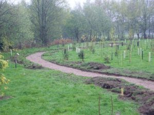 forest school grounds design and build