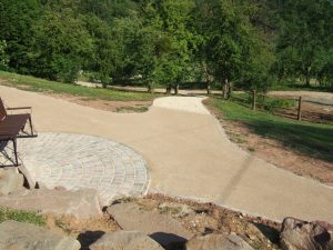 Landscape design and build services