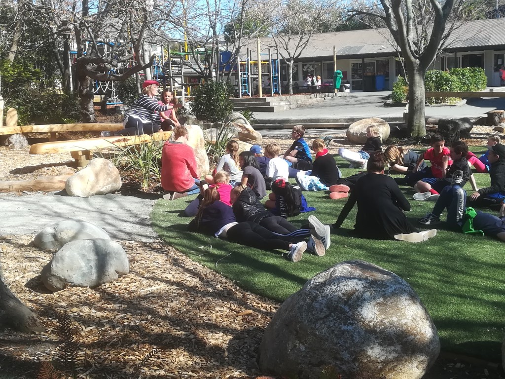 effective outdoor learning