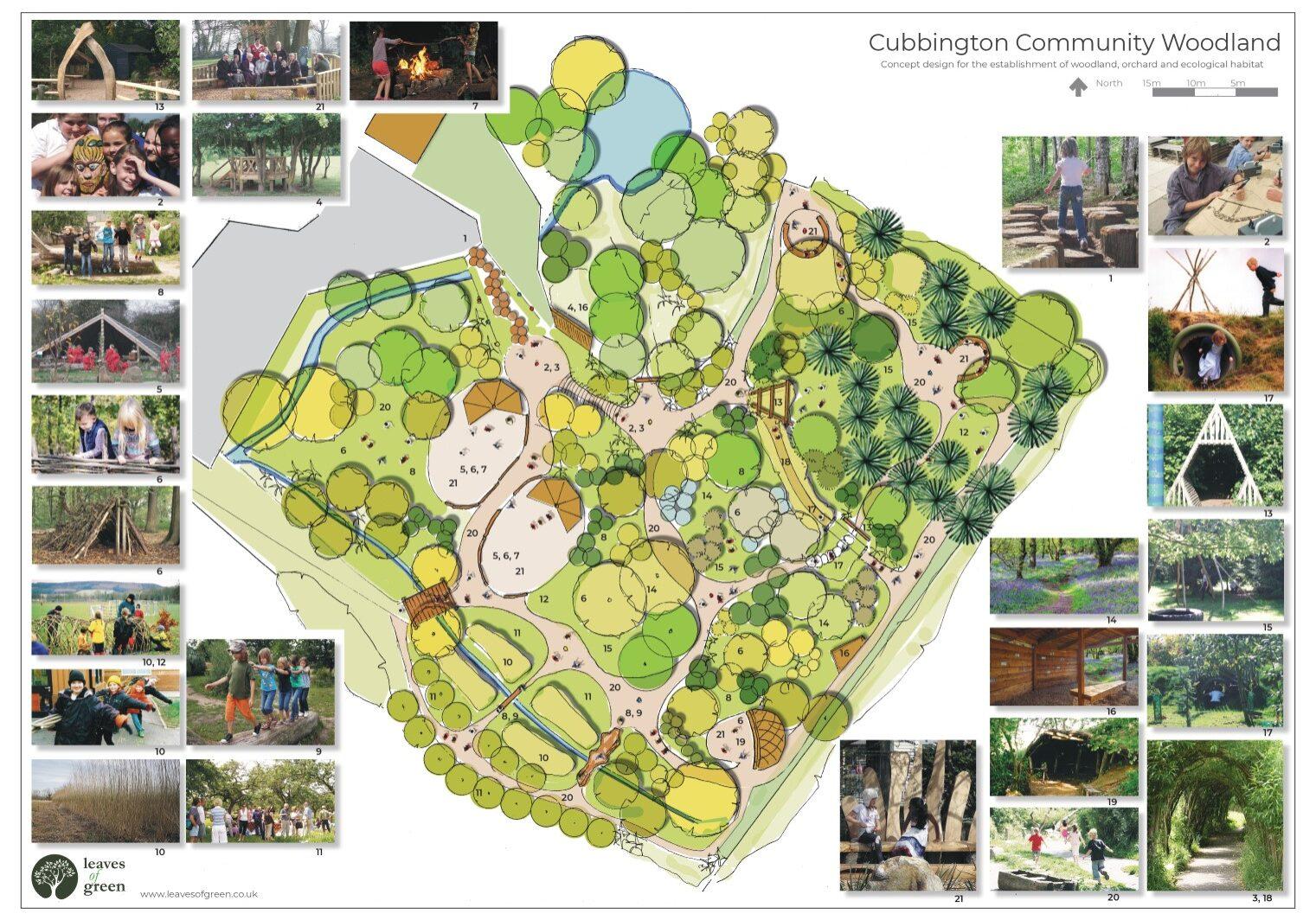 Cubbington Community Woodland with precedent photo's_page-0001 (Large)