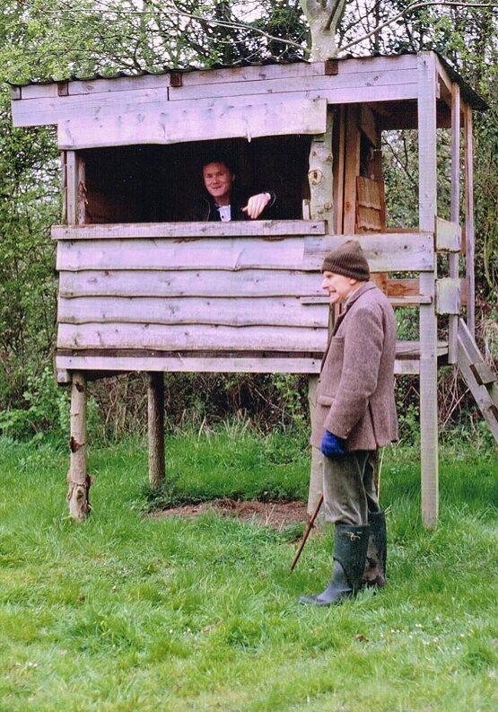 Robert hart and Guy Redmond Forest gardening