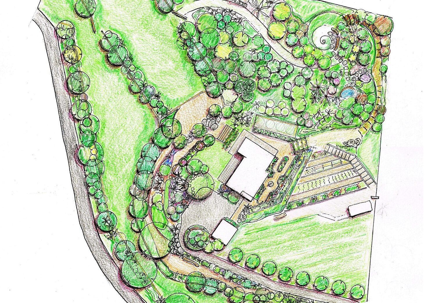 permaculture design landscape services